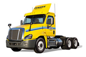 Tandem-Axle Tractor